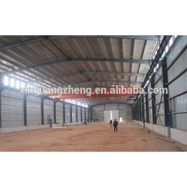 ISO certificated steel fabricated house #1 image