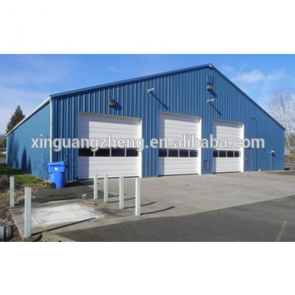 storage building steel structure warehouse steel shed steel building #1 image