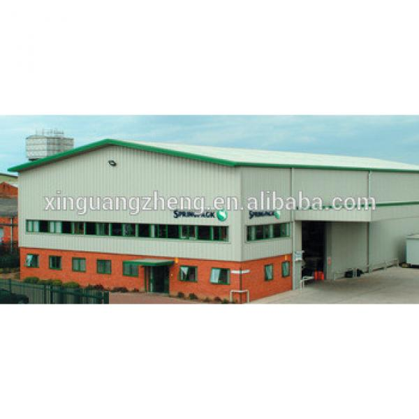 China supplier per engineering steel structure building industrial shed design #1 image