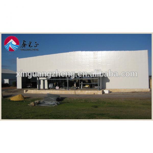 CE standard steel structure prefabricated EU warehouse #1 image