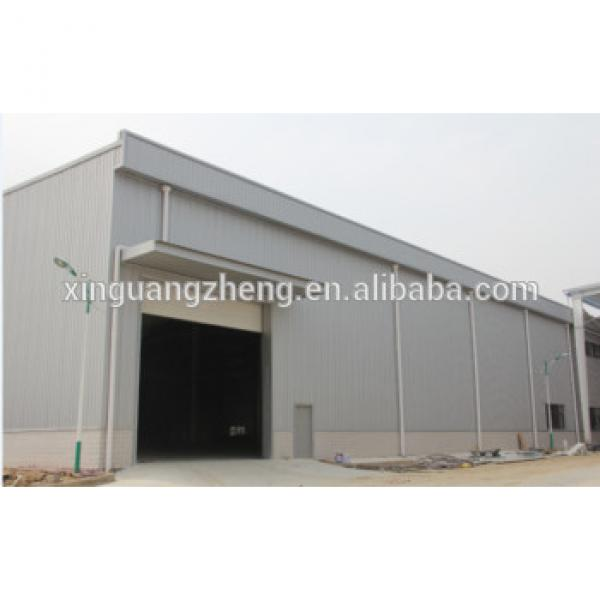 prefabricated steel structure warehouse manufacturer china #1 image