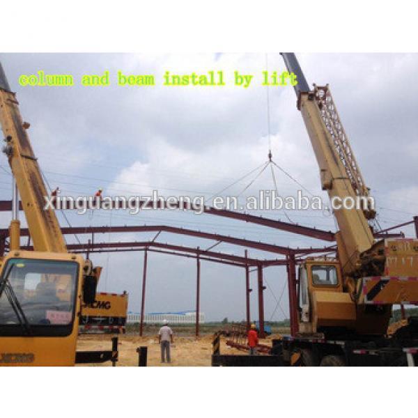 Design Light Steel Structure Building Workhouse #1 image
