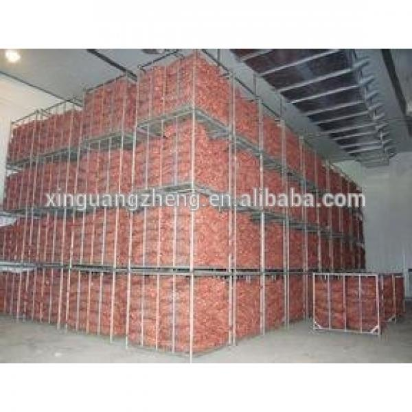 frozen steel structural cold storage warehouse #1 image