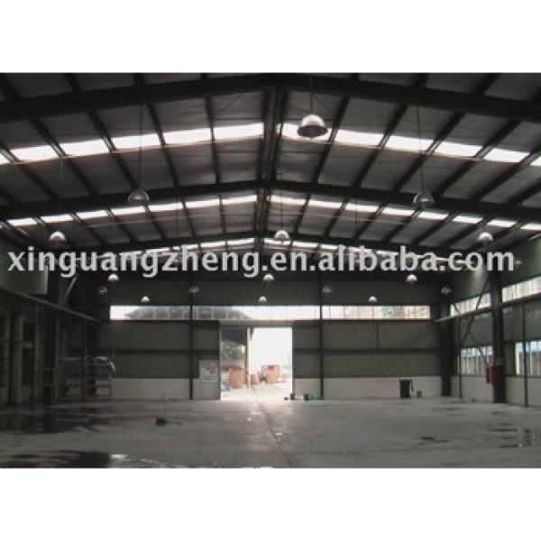 Prefab Light steel structure warehouse (metal steel workshop,building) #1 image