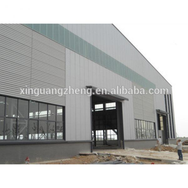 CHINA PREFABRICATED STEEL GODOWN MANUFACTURER STEEL WAREHOUSE BUILDING PLANS #1 image