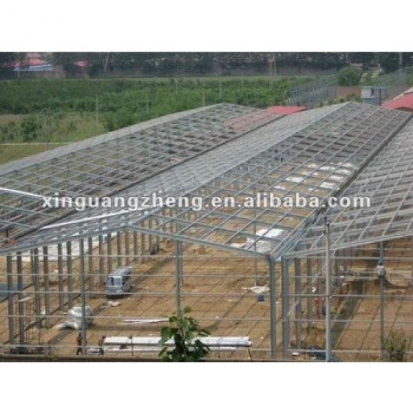 prefabricated steel structural agricultural warehouse prices #1 image