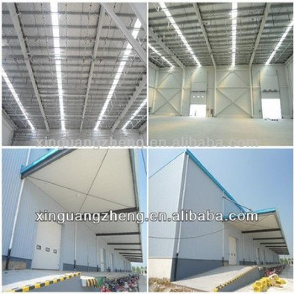 Extremely strong Industrial needs prepared steel frame warehouse #1 image