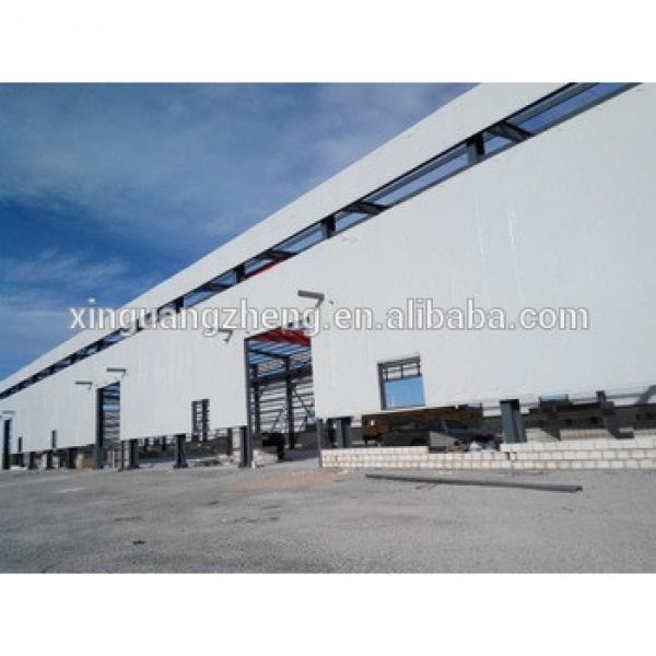 STEEL I-BEAM CHINA MANUFACTURER WAREHOUSE CONSTRUCTION #1 image
