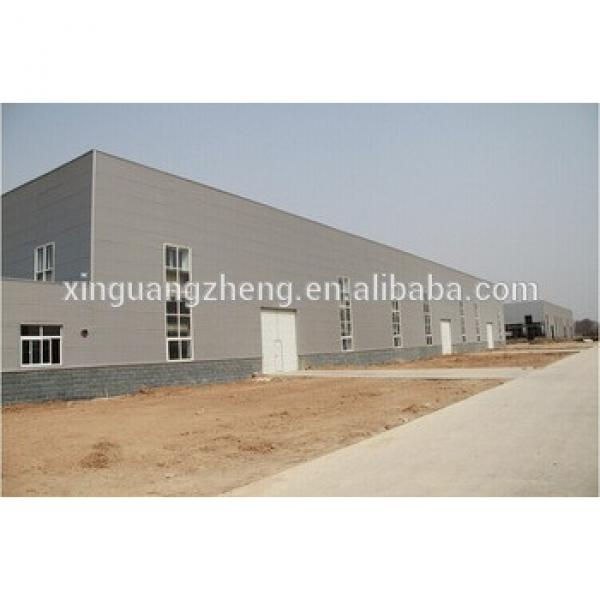RUST-PROOF STEEL STRUCTURE CHINA SUPPLIER WAREHOUSE #1 image