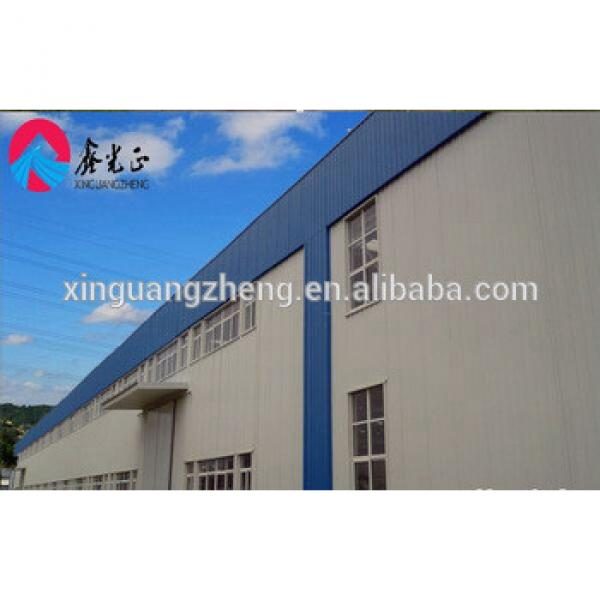 HOT GALVANIZED STEEL FRAME RUST-PROOF WAREHOUSE IN CHINA #1 image