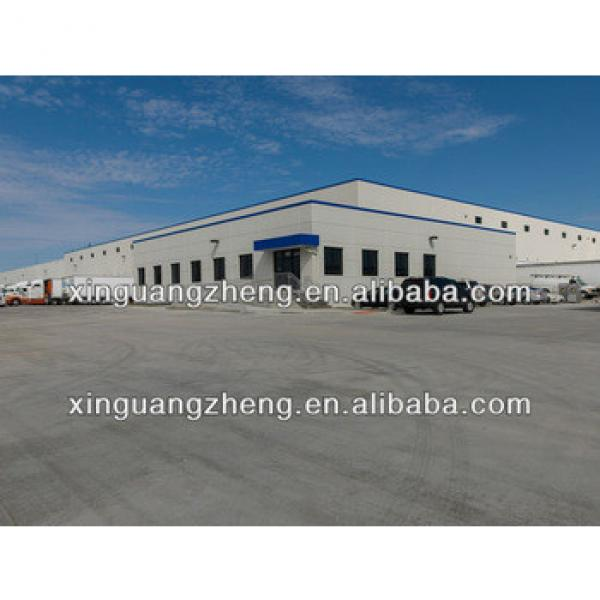 Oil refinery equipped steel frame warehouse #1 image