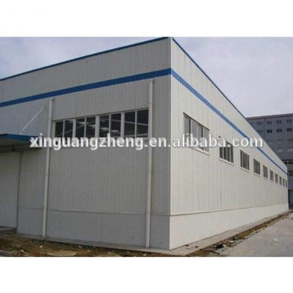 PREFAB WATERPROOF Flexible Design Warehouse #1 image