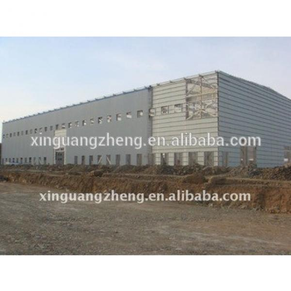 PREFABRICATED METAL FRAME Steel Fabrication Steel Warehouse #1 image