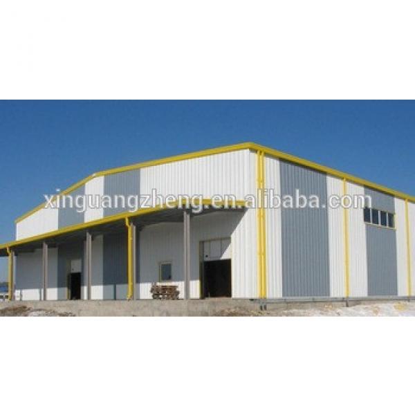 Steel Frame Qingdao Logistics Warehouse #1 image