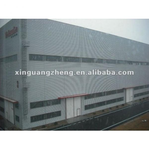 large span cheap pre-engineered prefabricated light steel warehouse #1 image