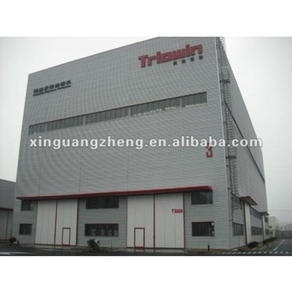 construction high quality low price steel structure warehouse building #1 image