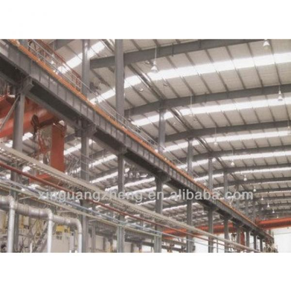 Wholesale steel construction warehouse shed #1 image