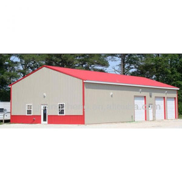 wholesale light steel structure warehouse #1 image