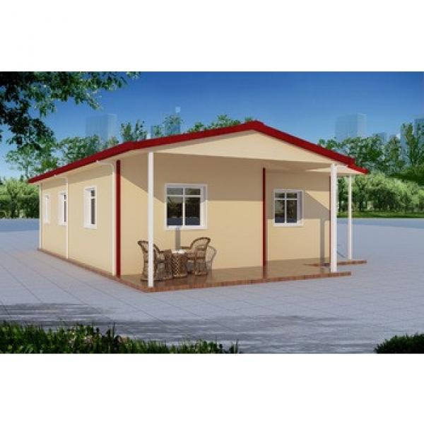 low cost luxury concret panel steel structure prefabricated eps house made in china #1 image