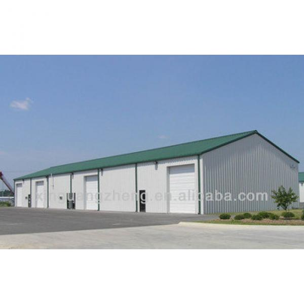 Small light steel warehouse #1 image