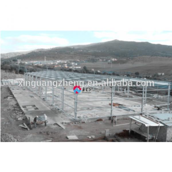china xgz Metal Frame Warehouse #1 image