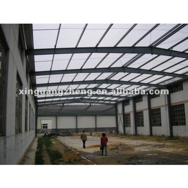 long life-span steel structure workshop plant warehouse construction #1 image