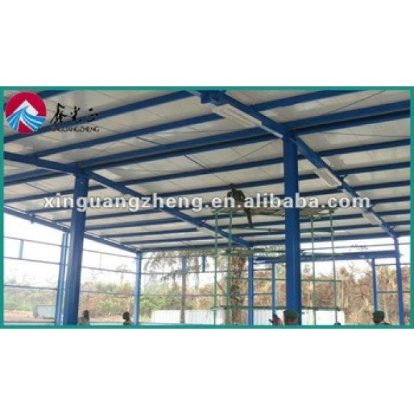 largest steel structure warehouse manufacturer and exporter in China #1 image