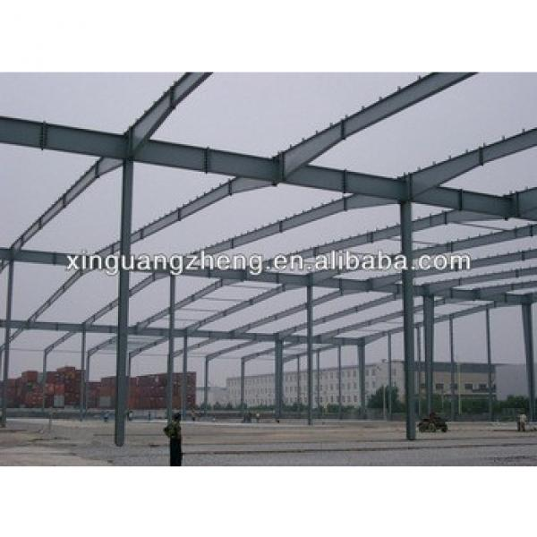 High Quality workshop steel structure drawing #1 image