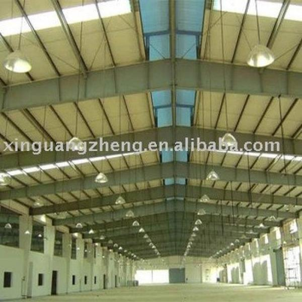 light steel structure fabricated warehouse #1 image