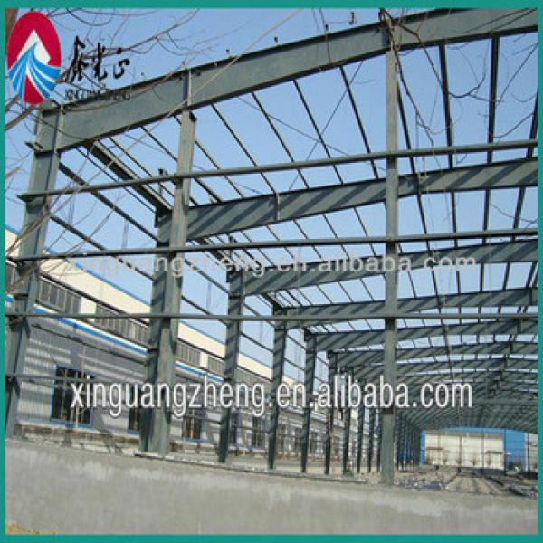 Steel construction pig steel structure shed warehouse building /carport/car garage /steel structure building project #1 image