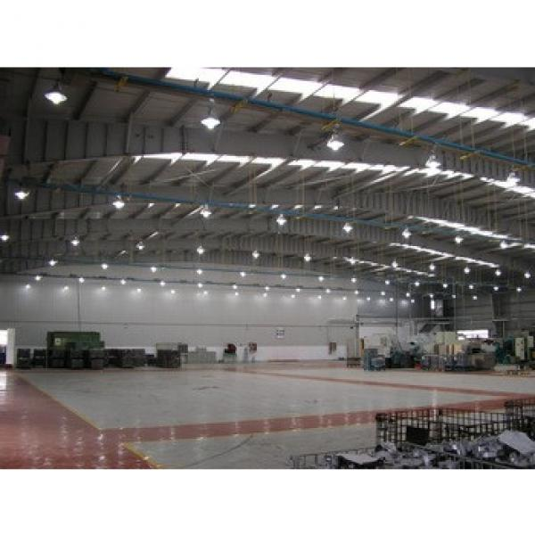 shed warehouse steel space frame warehouse roofing #1 image