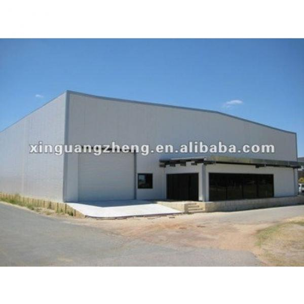 Light Steel structure building/warehouse/plant/work shop/kitchen shed #1 image