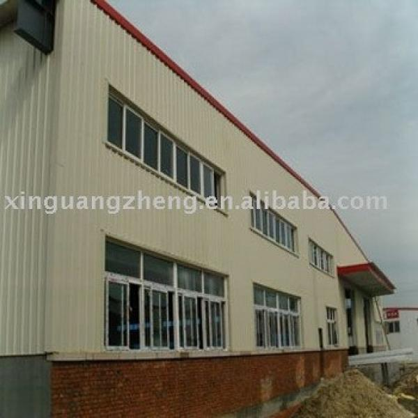 steel structure sandwich panel warehouse /shed/poutry/building #1 image