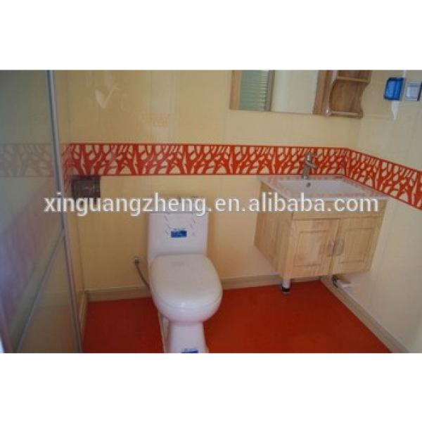 CE prefabricated approved 4.5L water saving easy installation wall hung toilet #1 image