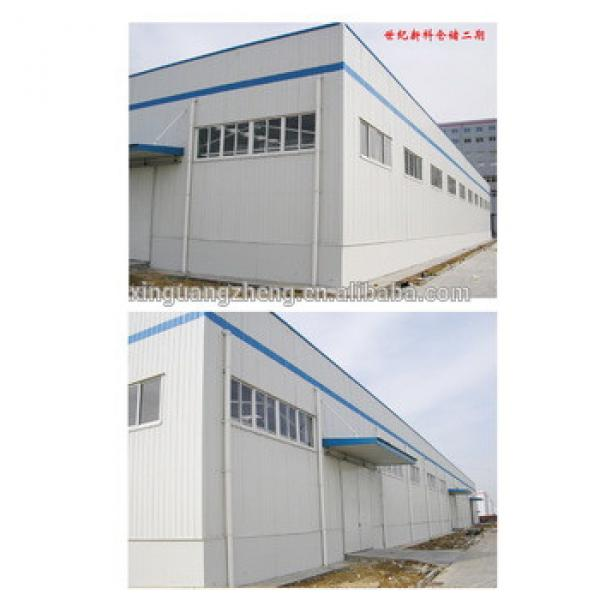 industrial shed designs/Machine shed for farm/steel frame building #1 image