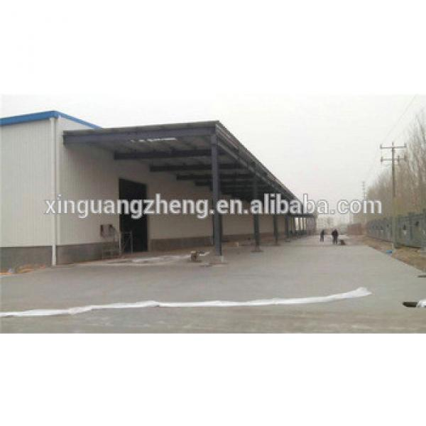 prefabricated construction design office warehouse #1 image