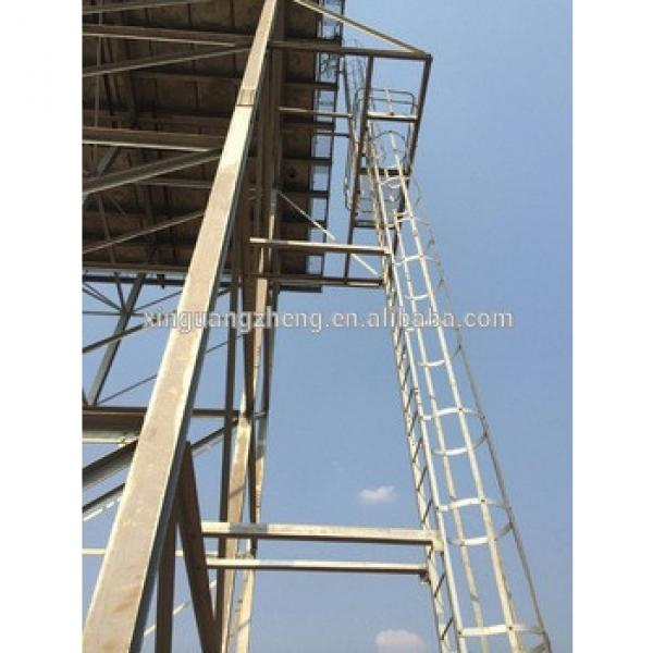 galvernised steel structural water tank steel tower #1 image