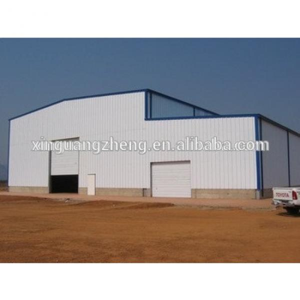 new design cheap building prefab steel farm warehouse #1 image