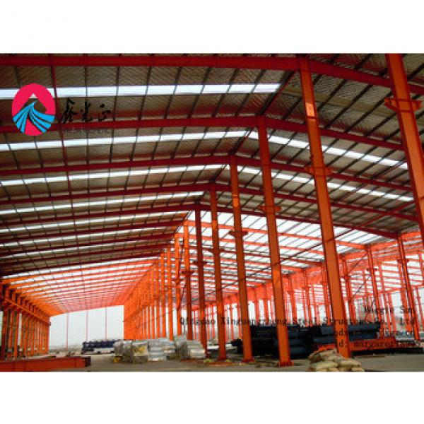 SGS certificated XGZ prefabricated design structural steel fabrication warehouse building material #1 image