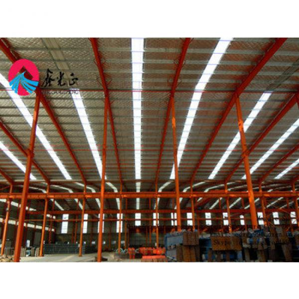 light steel structure prefabricated warehouse construction pre fabricated steel frme warehouse building #1 image