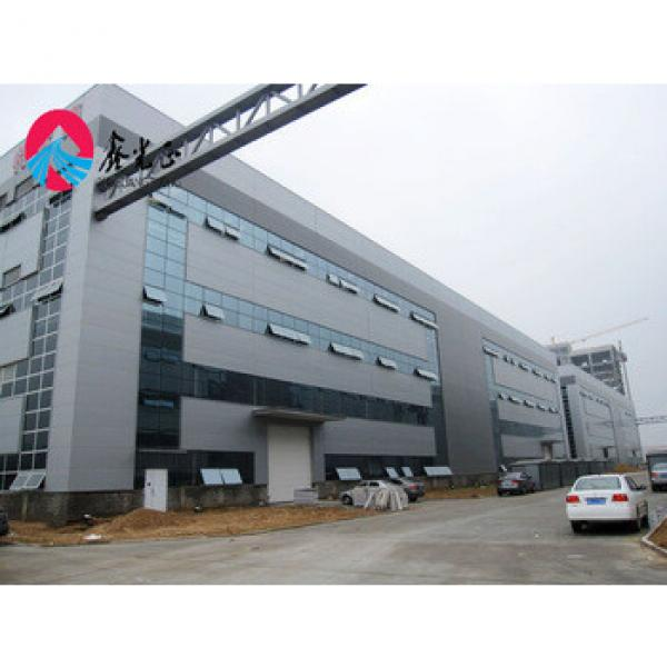 XGZ large span metal steel building prefabricated steel structure warehouse #1 image