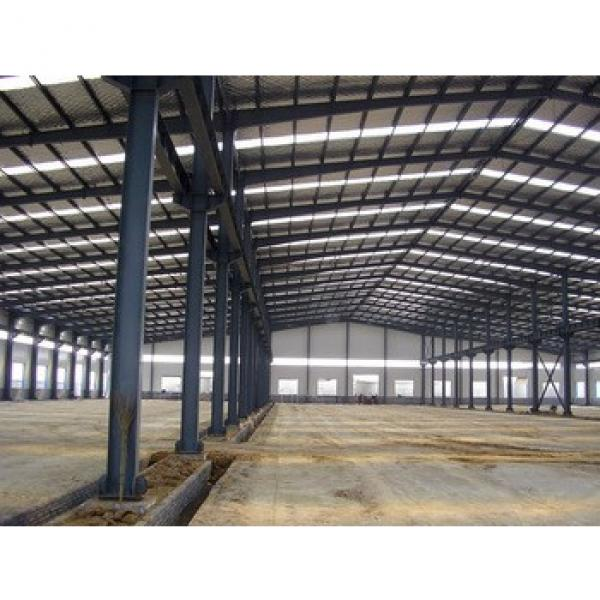 China XGZ Light Prefabricated Design Structural Steel Frame Warehouse pharma products warehouse #1 image