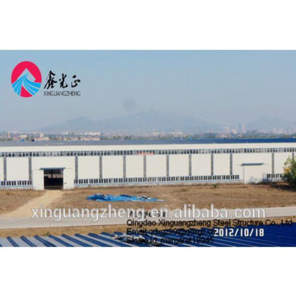 steel structure selfstorage EPS sandwich panel pvc warehouse price #1 image