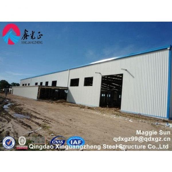Industrial Construction design steel structure storage warehouse #1 image