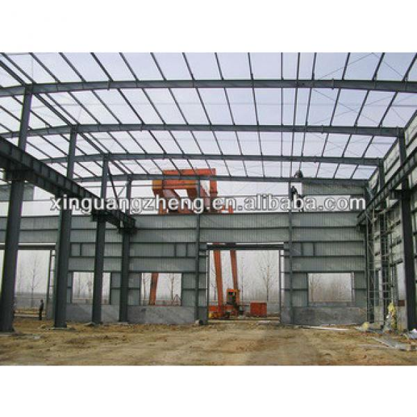 steel frame structure fabricated warehouse building for sale #1 image