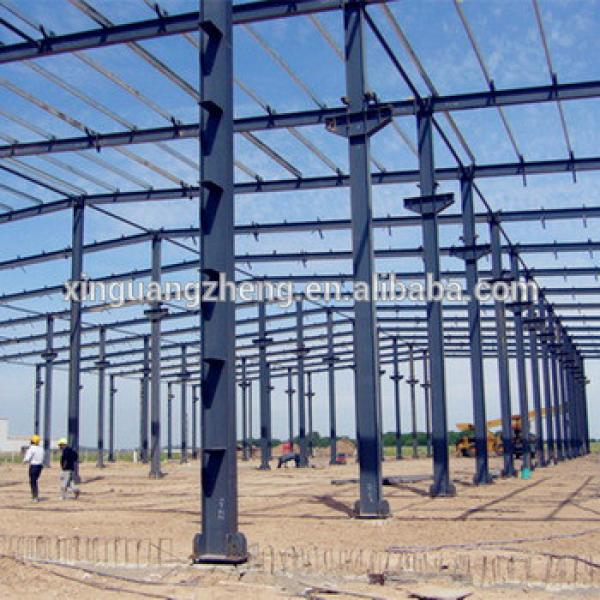 Professional design steel structure and manufacture warehouse and workshop #1 image