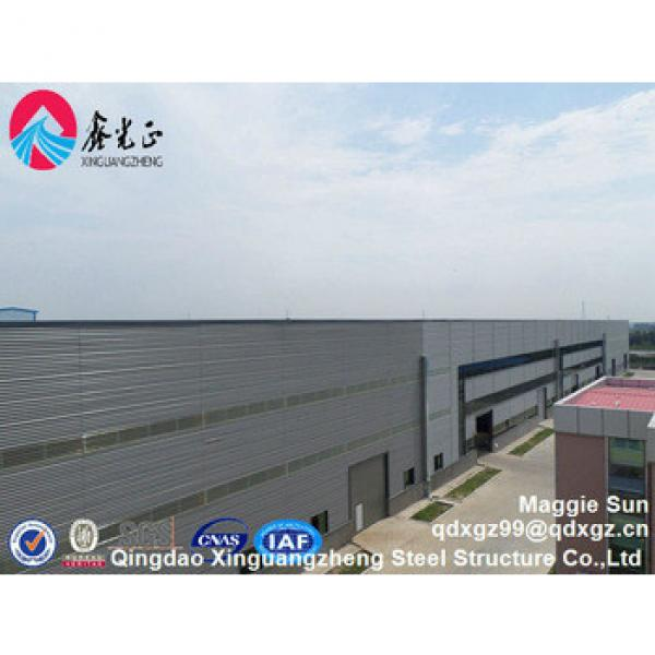 Steel structure warehouse drawings maintenance supply Steel structure warehouse #1 image