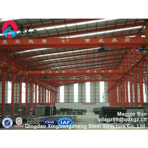Building Steel storage warehouse structure plants #1 image