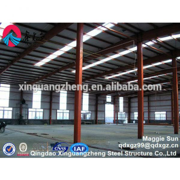 steel structure erection and fabrication builder warehouse #1 image
