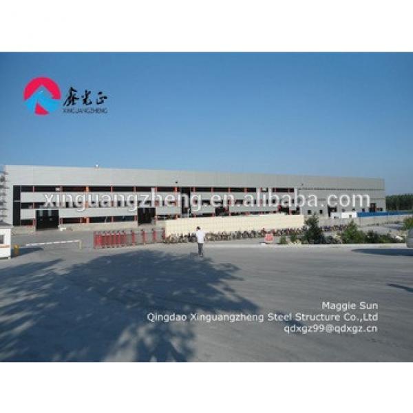 Prefab light maintenance supply steel sport warehouse layout #1 image
